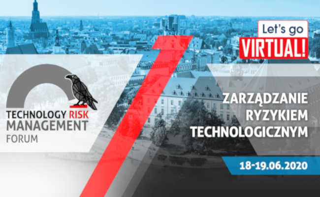 Technology Risk Management Forum 2020 ONLINE