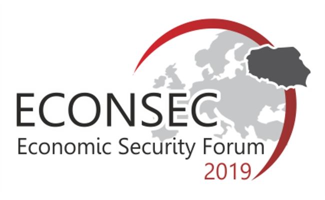 IV edycja Economic Security Forum ECONSEC 2019